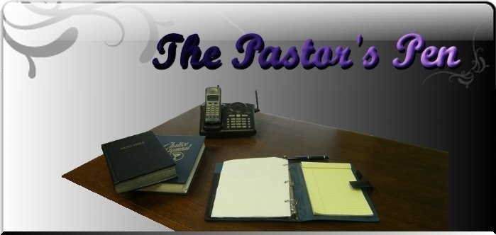 The Pastor's Pen