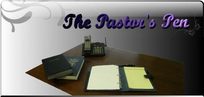 The Pastor's Pen