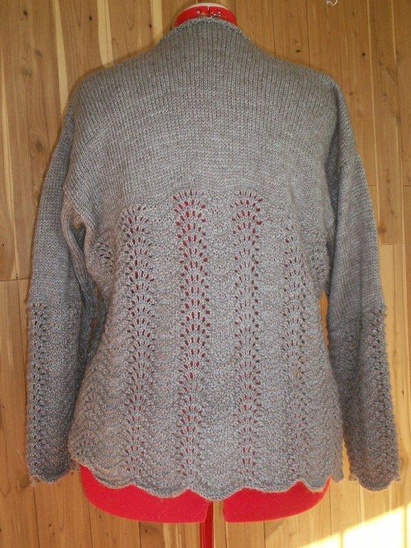 Qiviut Knitting Patterns : The Musk Ox - Qiviut blog: May 2010