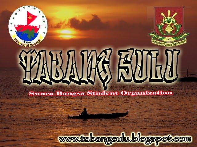 TABANG SULU (SBSO)