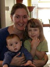 Amanda and the kids