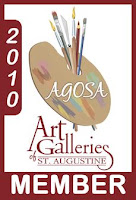 This Weekend: Art Walk, Theatre & Scramble 3 229 AGOSA MEMBER 2010 Bdr St. Francis Inn St. Augustine Bed and Breakfast