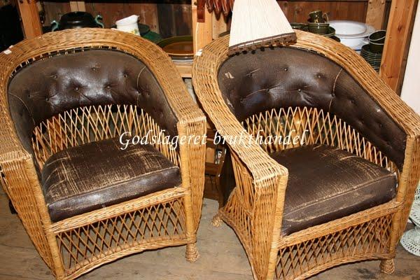 Kurvstoler til salgs
