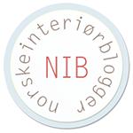 Jeg er medlem av Norske interiørblogger