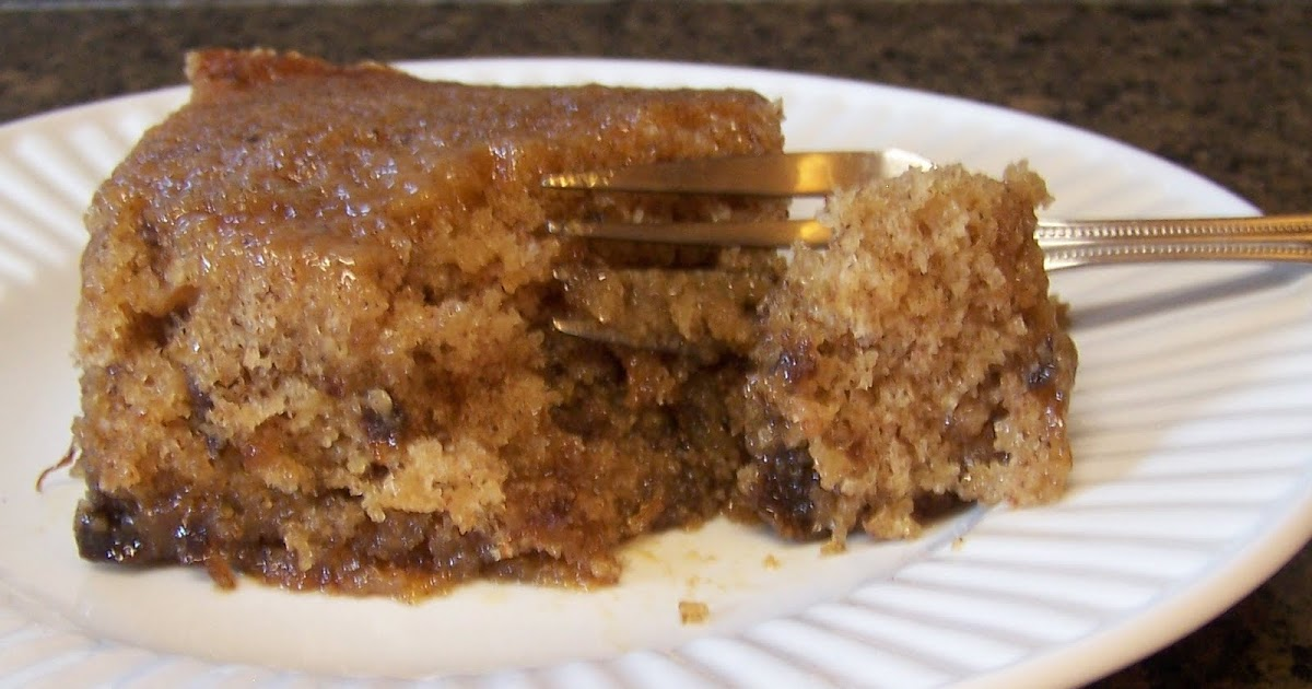 Loving Food: Grandma Iny's Prune Cake