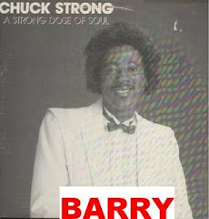 chuck strong - a strong dose of soul lp 1989