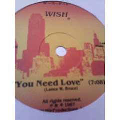 WISH - you need love 1987