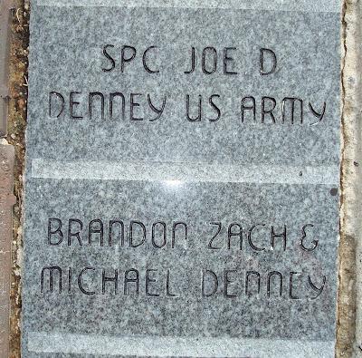 Carroll County Veterans Memorial Park, Georgia: YOU CAN ...