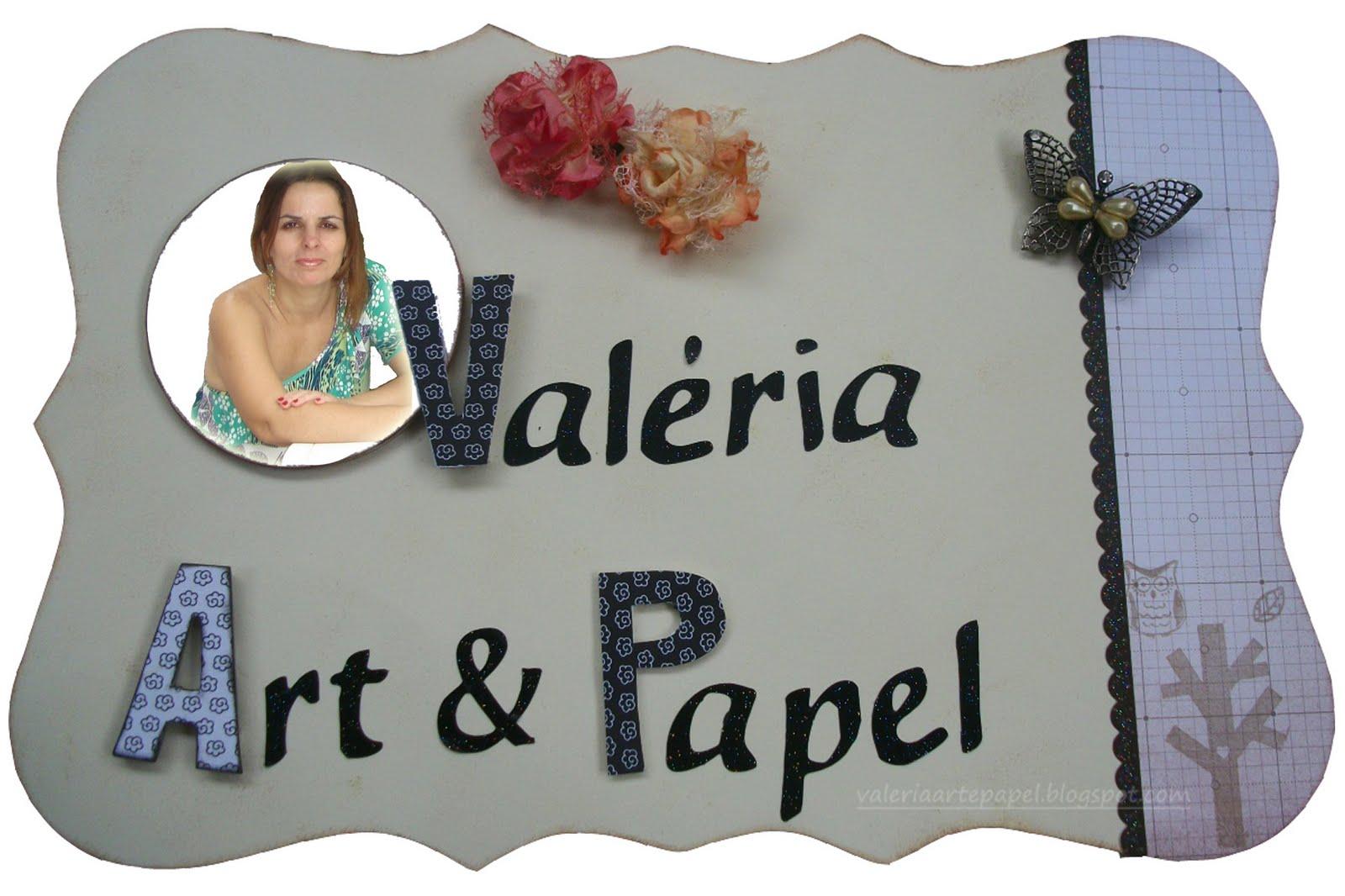 Valéria Art e Papel