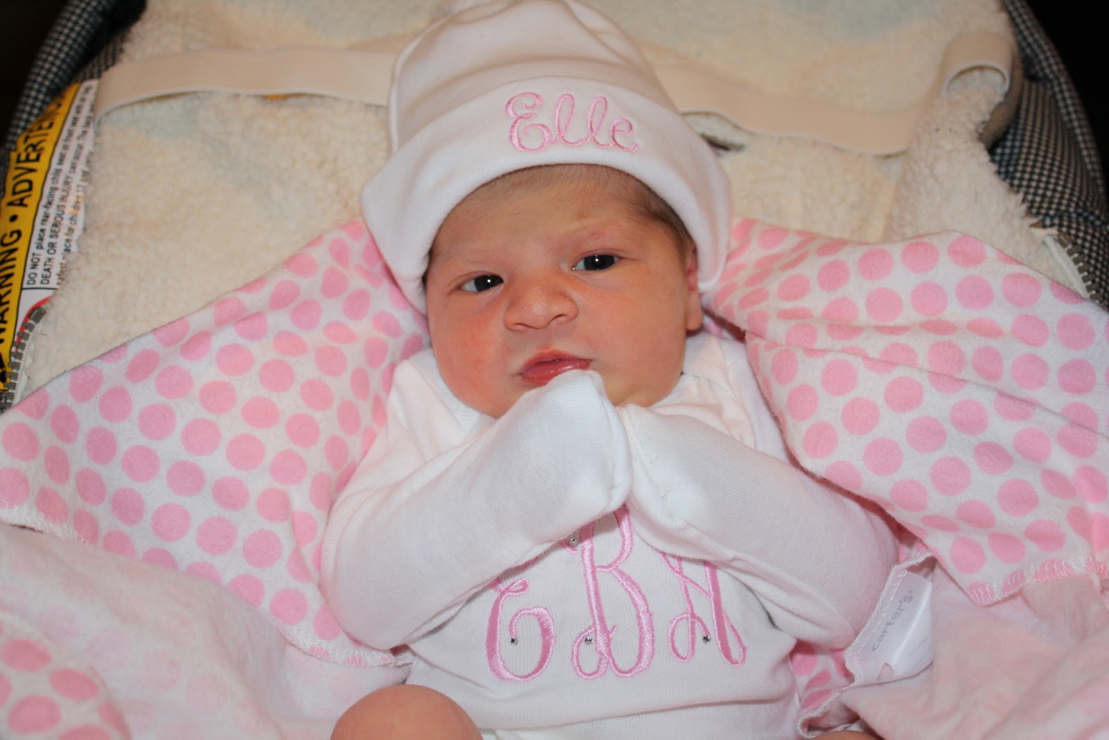 the balentine bunch: Settling back home with our new baby girl!: http://balentinebunch.blogspot.com/2010/12/settling-back-home-with-our-new-baby.html