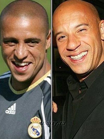 Vin Diesel And His Twin Brother http://tattoosforthebeautyofthebody.blogspot.com/2011/05/picture-of-vin-diesel-twin-brother.html