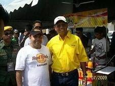 YB Datuk Sri Ahmad Shabery Cheek