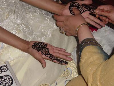 Northshorewoman Henna Party