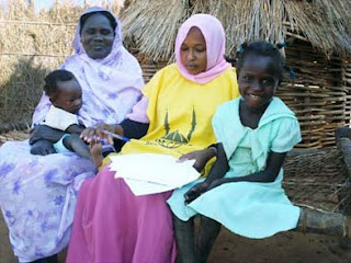 Link to IR Qurbani in Sudan: Seka's Story