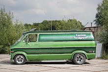 Kustombart Green Machine