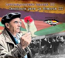 Ahaztuak CD III (15 euro)