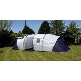 tents uk evasion 6 berth 3 bedroom tent