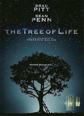 "Image of 2nd movie poster for ""The Tree of Life"""