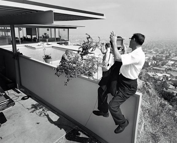 Architectural Photographer Julius Shulman Film Showing Norococo