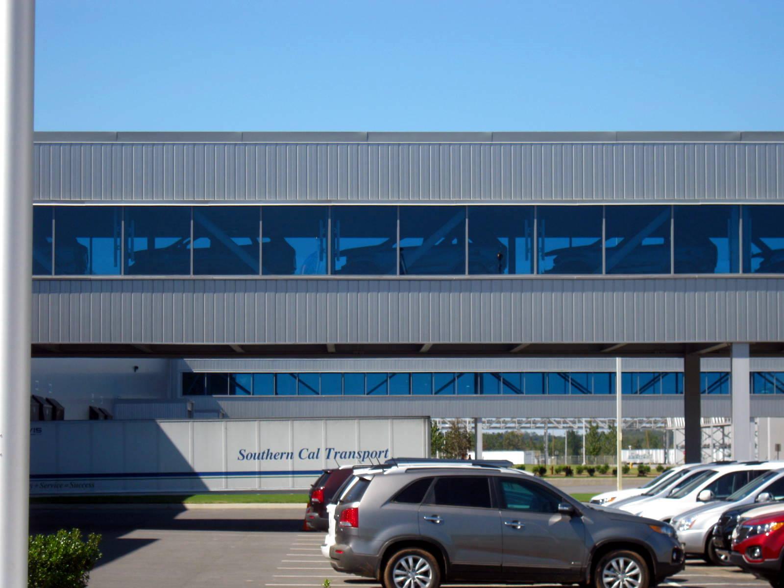 Kia Plant West Point Ga >> RamblerTrek: Kia Assembly/Manufacturing Plant, West Point, GA.; October 5, 2010