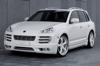 Autocars  TechArt Porsche Cayenne Diesel  The self ignition of the
