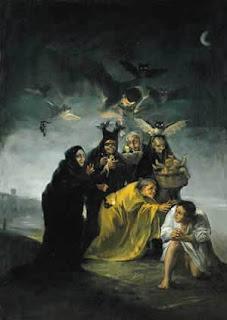 El conjuro de las brujas