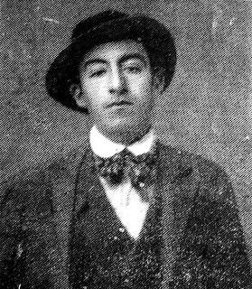Armando Buscarini en 1922