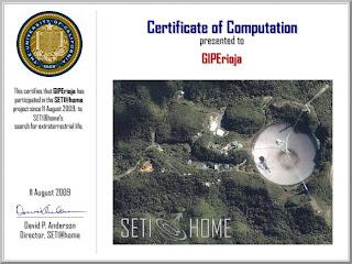 Certificado de colaboración del GIPErioja