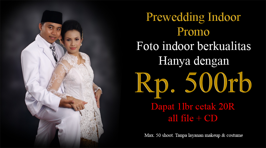 Pre Wedding Indoor Promo