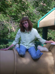 Audra at the park