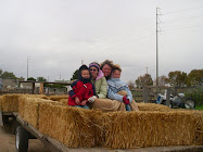 The Berry Ranch hay ride