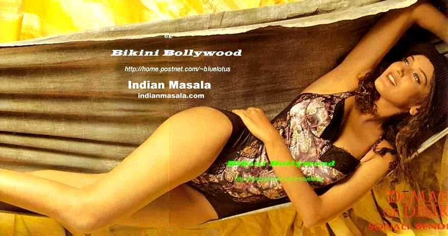 Bikini photos de sonali bendre