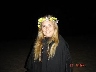 Luma Elora Aislin, uma bruxa