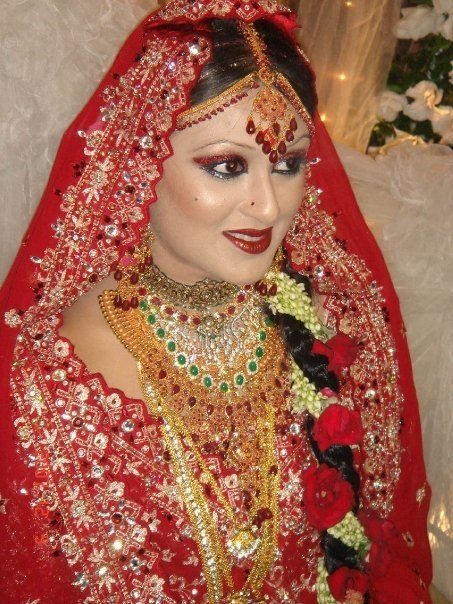 Online Live Pc Tv Channel: BANGLADESHI BRIDE WITH GORGEOUS