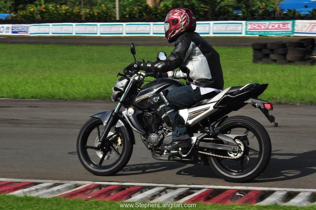 Yamaha Byson Spec
