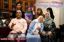 areteacar 1st contest, keluarga bahagia!