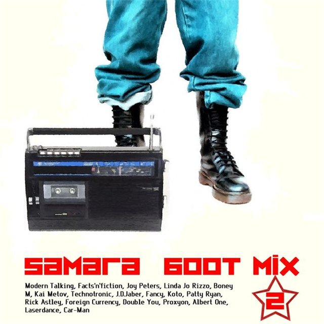 Laserdance - Megamix Vol. 1