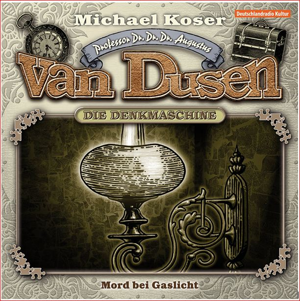 Michael Koser - Prof. Van Dusen Und Die Sieben Detektive
