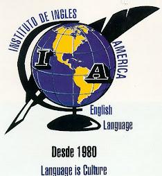 "INSTITUTO DE INGLÉS ""AMÉRICA"""