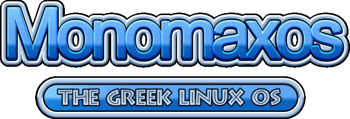 MONOMAXOS Greek Linux Operating System