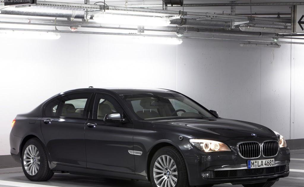 KYO SAMA BLOG: 2010 BMW 7 Series high security