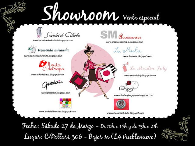 Showroom en Poblenou