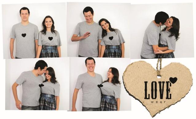 La camiseta del amor