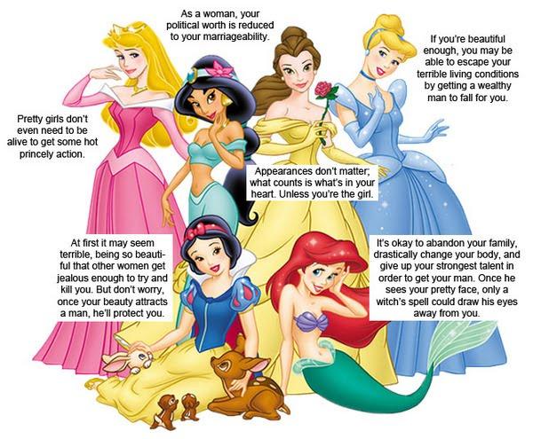 princesses. from Disney Princesses