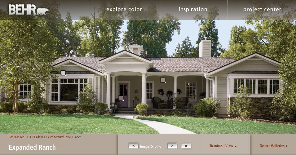 Best exterior paint car review specs price and release date - Exterior paint schemes for ranch homes ...