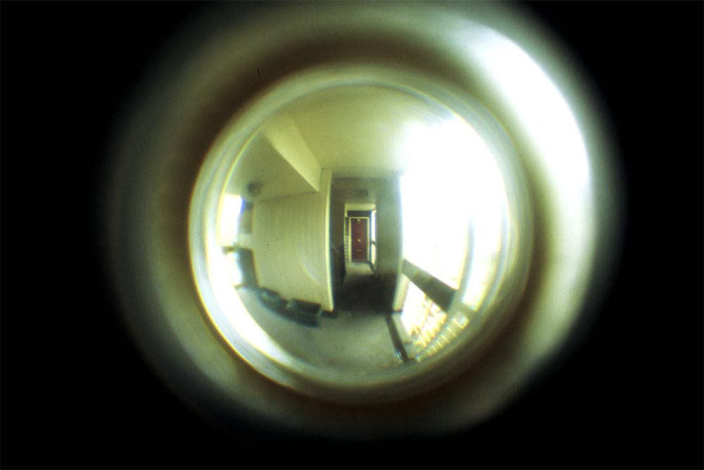 Peep hole images 90