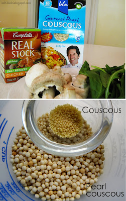 Ooh Look Now For Something Different Pearl Couscous