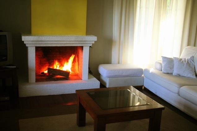 Blogalina casas rurales con chimenea for Casa rural con chimenea asturias