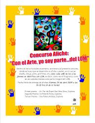 Concurso Afiche Aniversario LOM: Fecha de cierre Viernes 24 de Abril
