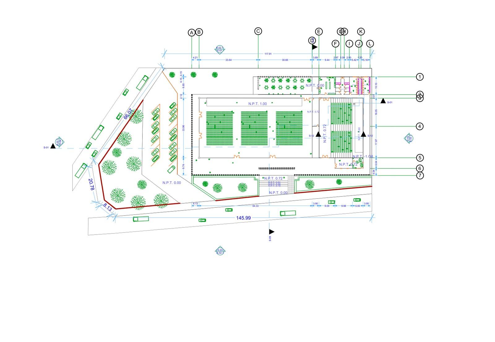 Proceso de dise o arquitectonico for Que es una planta arquitectonica